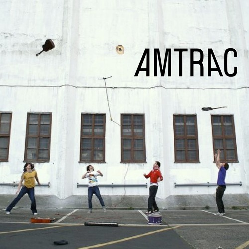LITTLE COMETS - JOANNA (AMTRAC REMIX)