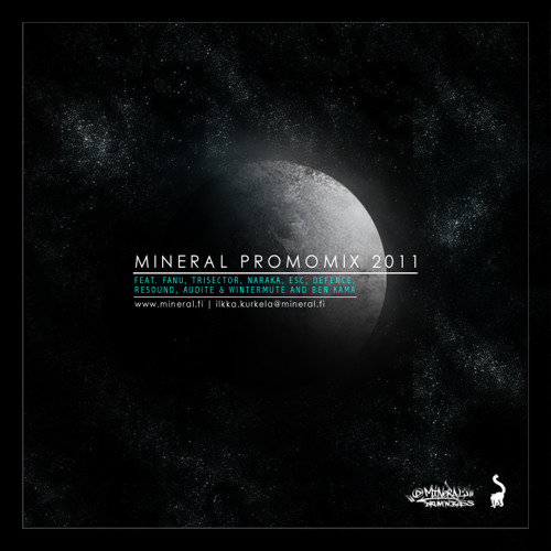 Mineral - Promomix 2011
