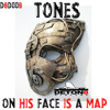 Tones On His Face Is A Map