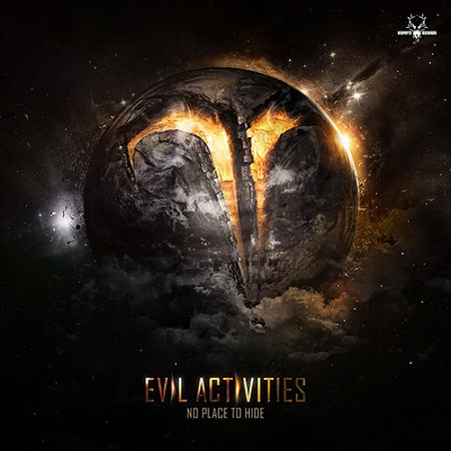 Evil Activities - No place to hide