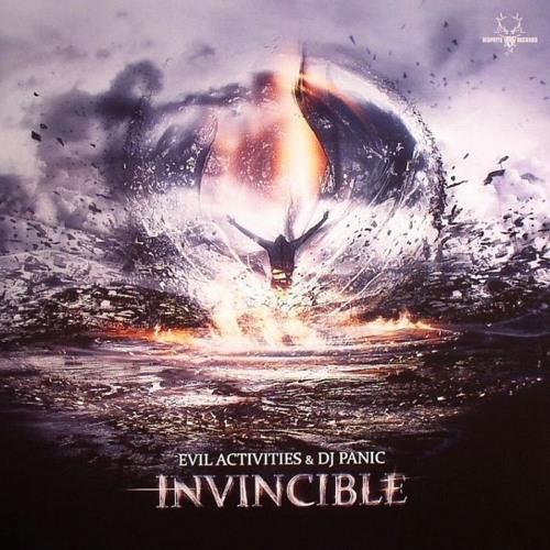Evil Activities & Panic feat. MC Alee - Invincible