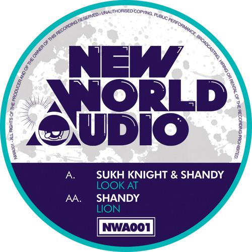 SUKH KNIGHT & SHANDY - LOOK AT (NWA001)