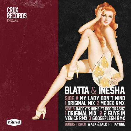 Blatta & Inesha - My Lady Don't Mind (Modek Remix)