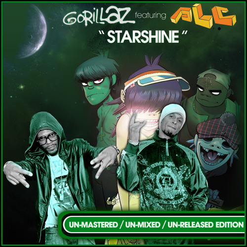 Starshine ft Gorillaz