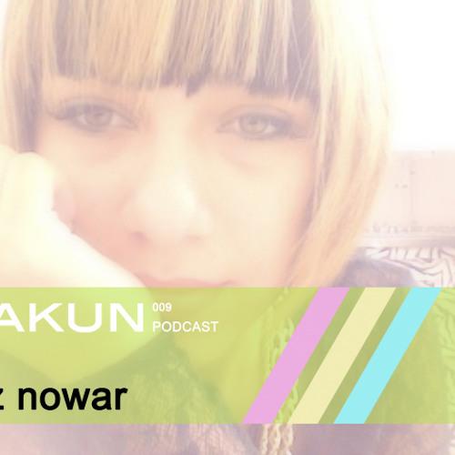 Fiakun Podcast 009 - Paz Nowar