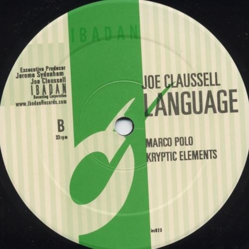#joe claussell
