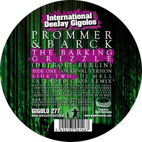 02 The Barking Grizzle (Detroit Berlin) Hell Extended Club Mix MSTR 2.1excerp