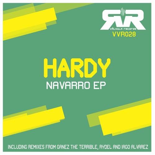 Hardy - Techno history ( Válvula recs) EP NAVARRO