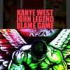 K-Mix..Blame Game (Kanye West)