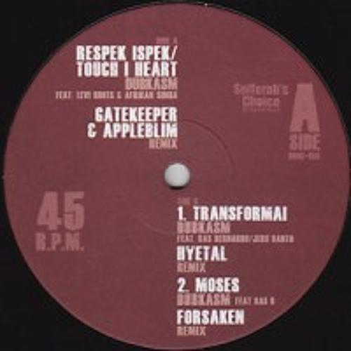 B1 - DUBK014 - Dubkasm - Transformai (Hyetal Remix)