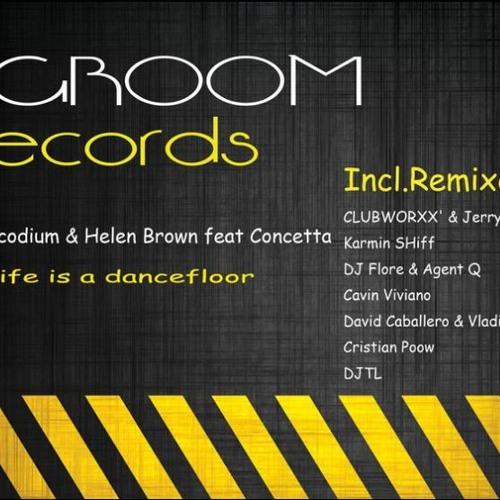 Lypocodium & Helen Brown - Life is a dancefloor (Vladi Solera & David Caballero Remix) BIGROOM REC.