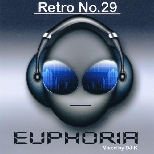 Retro No.29 Euphoria (Dirty Piano classics 1990-92) - DJ-K