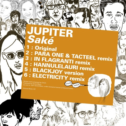 Jupiter- Saké