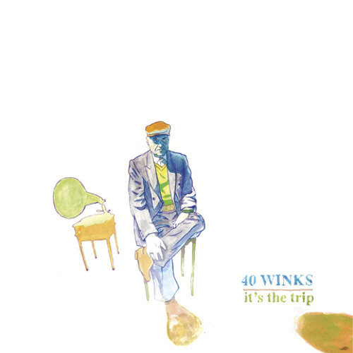 """PMC076 - 40 Winks """"It's The Trip"""" album snippet"""