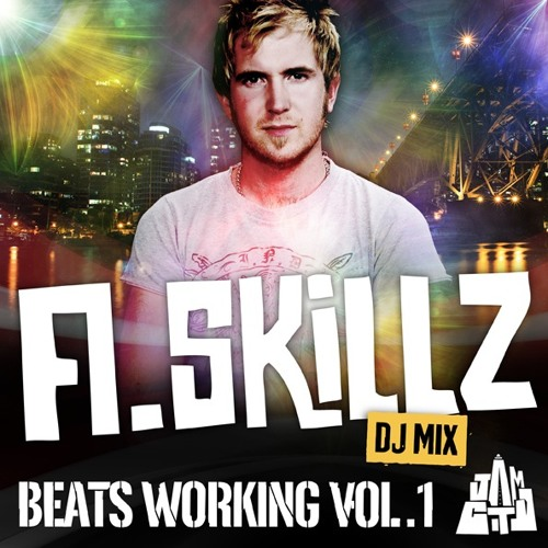 A.SKILLZ  BEATS WORKING VOL 1  (Dj Mix 2011)