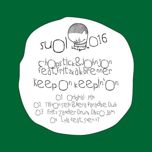 Chopstick & Johnjon Feat. Fritz Kalkbrenner - Keep On Keepin' On (Radio Edit)