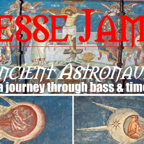 Ancient Astronauts  - a journey through bass & time (free download)(live mix)