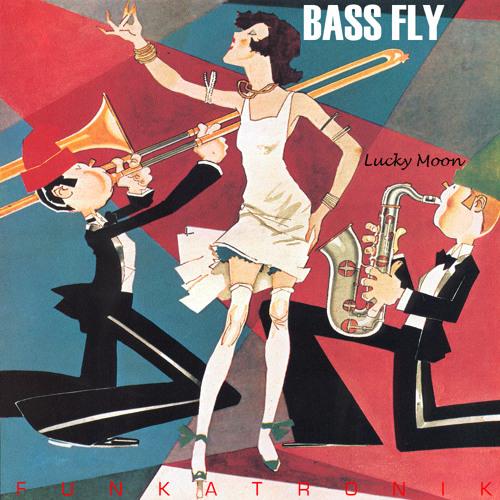 Bass Fly - Lucky Moon