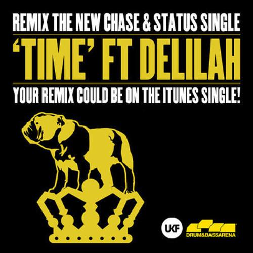 Chase & Status - Time Ft Delilah (Cal Pomford Dub Edit)