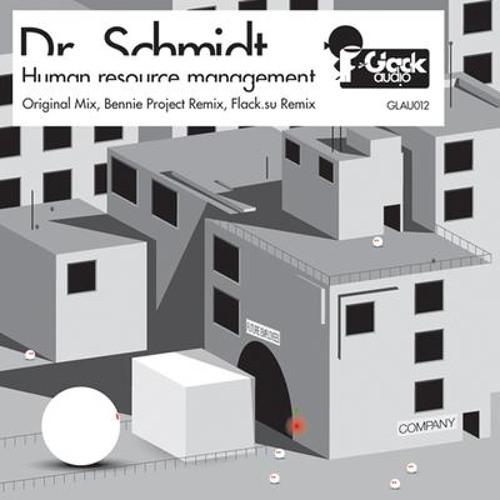 GLAU012 preview: Dr. Schmidt - Human Resource Management