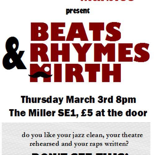 Beats, Rhymes and Mirth