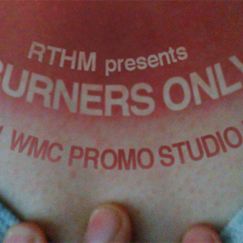 Burners Only! WMC 2011 Promo Studio Mix