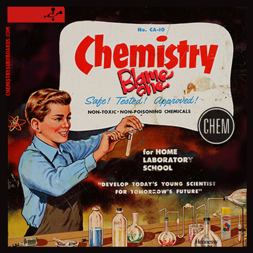 CHEMISTRY by Blame One prod.Coper