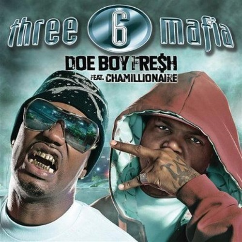 Three 6 Mafia Ft Chamillionaire - Dope Boy Fresh (clean radio edit) - jah_pupil remix - (2011)