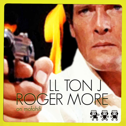 "LL TON J - ""Roger More"" (Phonat and Young Punx edits)"
