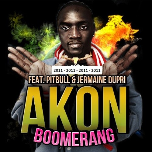 Akon Ft. Pitbull - Boomerang