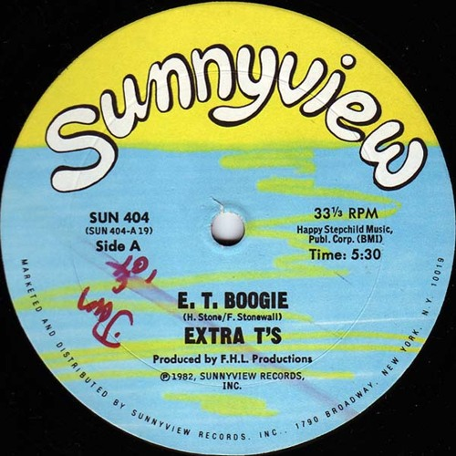 The Extra T's - ET Boogie