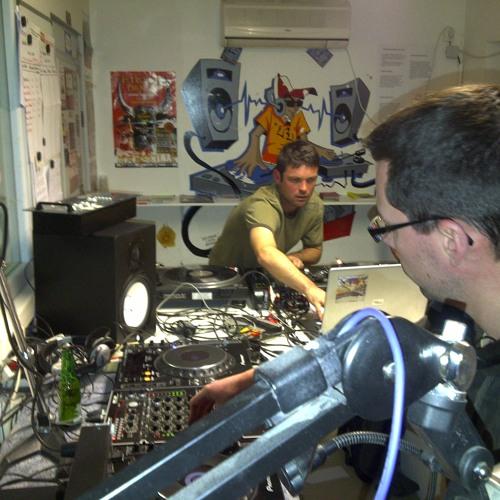 Warm up radio systeme dj garry MIX 080311