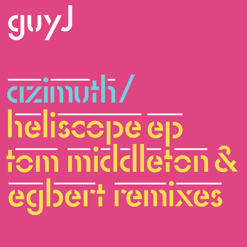 Guy J - Easy as can be ( Tom Middleton Liquatech remix)