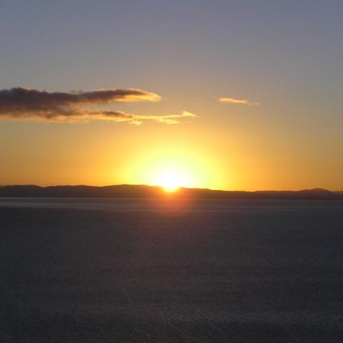 Pattern Break - Rising Sun