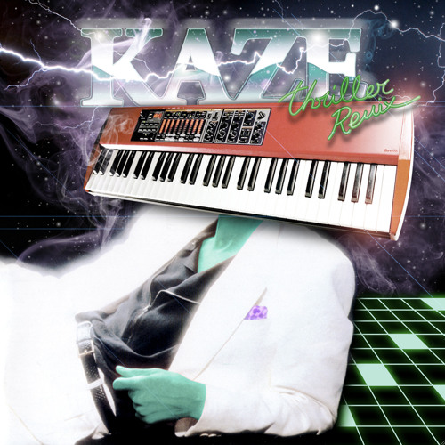 Michael Jackson - Thriller - Kaze Rmx