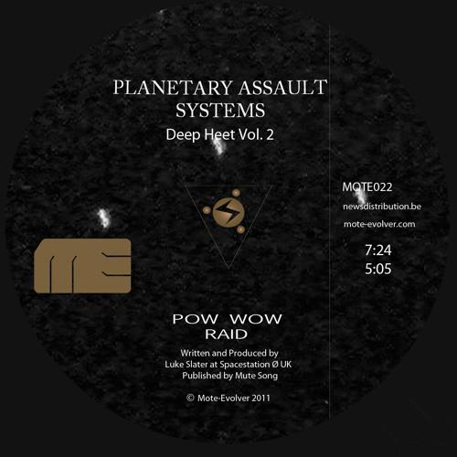 Mote022 :: P.A.S. - Deep Heet Vol. 2 - Raid