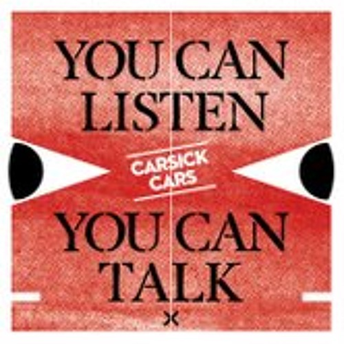 you can listen , you can talk