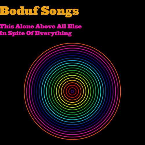 Boduf Songs - Absolutely Null And Utterly Void