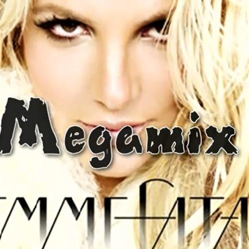 Britney Spears - Femme Fatale Megamix