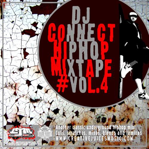 Dj Connect - Hiphop mixtape vol 4
