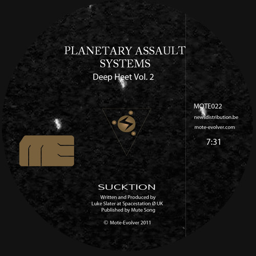 Planetary Assault Systems - Deep Heet Vol. 2 - Mote Evolver