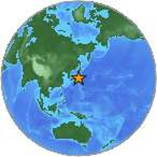 Earthquakes off the east coast of Honshu, Japan - Friday March 11, 2011