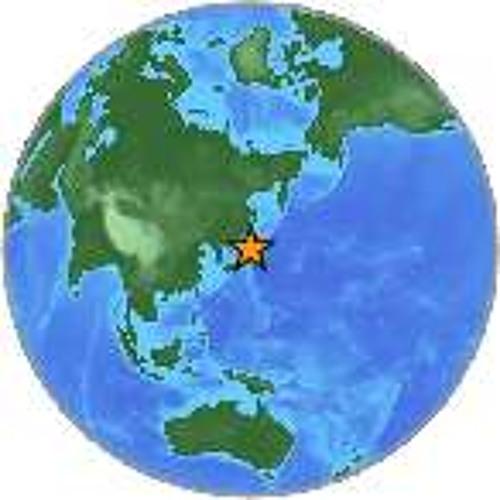 Magnitude 5.2 - NEAR THE EAST COAST OF HONSHU, JAPAN 2011 March 11 14-10-39 UTC