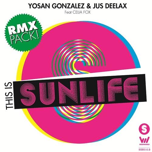This is Sunlife (REMIXES PACK) by Roberto Sansixto, Jus Deelax, Aitor Galan, Jj Mullor