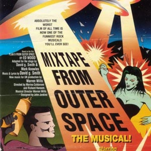 John Poincarré presents: Mixtape From The Outer Space