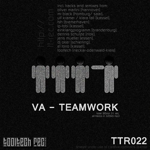 [ttr022] various artists - teamwork