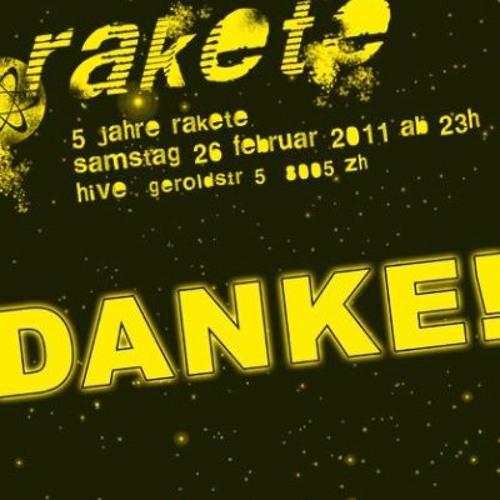 HIVE - 5 Years Rakete-Jason Wallace 11pm-2am (main floor)