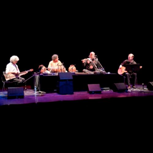 Quartet - Morning Dew - (Jacques Pellen - Loy Erlich - Giridhar Udupa - FDG)