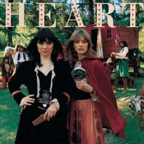 "Heart's  ""Barracuda"" SL Guitars"