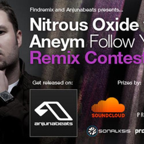 Nitrous Oxide - Follow You Feat. Aneym (L4Z3R Remix)